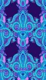 Paisley pattern Stock Photography