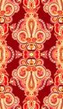 Paisley pattern royalty free illustration
