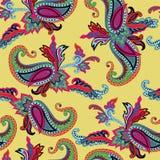 Paisley pattern vector illustration