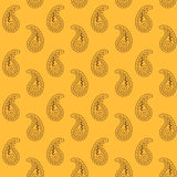 Paisley pattern Stock Photography