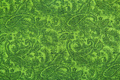 Paisley pattern textile Stock Photography