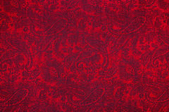 Paisley pattern textile Royalty Free Stock Image