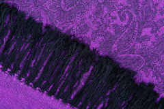 Paisley pattern textile Royalty Free Stock Photos