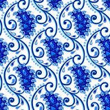 Paisley porcelana Zdjęcia Stock