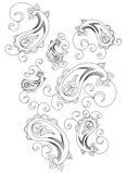 Paisley projekt ilustracja wektor