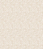 Paisley seamless background. Paisley seamless vector background for invitation card Royalty Free Stock Photography