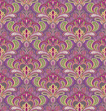 Paisley Seamless Pattern Stock Photo
