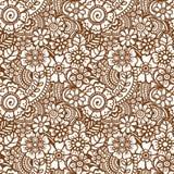 Paisley seamless pattern Stock Photos