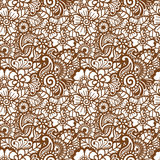 Paisley seamless pattern Royalty Free Stock Image