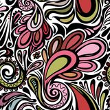 Paisley seamless pattern Royalty Free Stock Photography