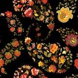Paisley seamless pattern Royalty Free Stock Photos