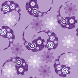 Paisley seamless pattern (pattern Bootha). Seamles stock illustration