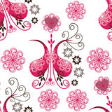 Paisley seamless pattern, vector Royalty Free Stock Photos