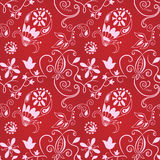 Paisley Seamless Pattern Vector Royalty Free Stock Images
