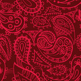 Paisley seamless Royalty Free Stock Photography