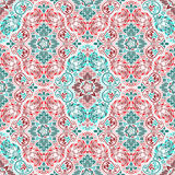 Paisley  seamless Stock Photography