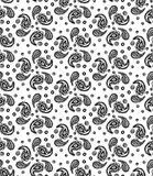 Paisley.Vector seamless pattern. Stock Photos