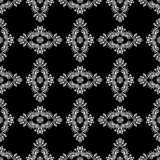 Paisley vector seamless Stock Images