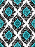 Paisley vector seamless Stock Photography