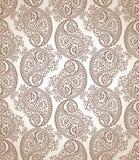 Paisley vector wallpaper Royalty Free Stock Photo