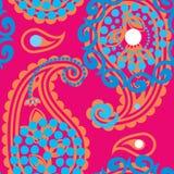 paisley wzór Obrazy Stock