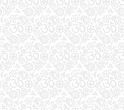 Paisley zen pattern Royalty Free Stock Images