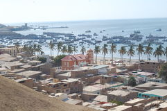 paita Περού στοκ φωτογραφία με δικαίωμα ελεύθερης χρήσης