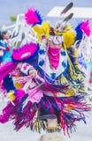 Paiute plemienia Pow no! no! Zdjęcie Royalty Free