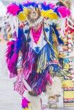 Paiute plemienia Pow no! no! Obraz Stock