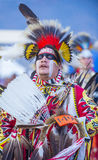 Paiute Tribe Pow Wow Royalty Free Stock Image