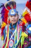 Paiute Tribe Pow Wow Royalty Free Stock Photo