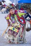 Paiute Tribe Pow Wow Stock Image