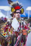 Paiute Tribe Pow Wow Stock Images
