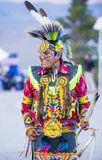 Paiute Tribe Pow Wow Royalty Free Stock Photos