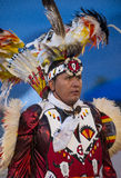 Paiute Tribe Pow Wow Stock Photography