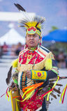 Paiute Tribe Pow Wow Stock Photo
