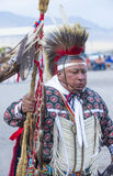 Paiute Tribe Pow Wow Royalty Free Stock Photo