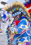 Paiute Tribe Pow Wow Stock Image