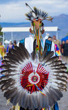 Paiute Tribe Pow Wow. LAS VEGAS - MAY 24 : Native American man takes part at the 25th Annual Paiute Tribe Pow Wow on May 24 , 2014 in Las Vegas Nevada. Pow wow stock photos