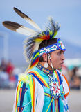 Paiute Tribe Pow Wow Royalty Free Stock Images