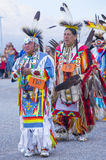 Paiute Tribe Pow Wow. LAS VEGAS - MAY 24 : Native American men takes part at the 25th Annual Paiute Tribe Pow Wow on May 24 , 2014 in Las Vegas Nevada. Pow wow stock images