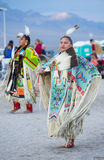 Paiute Tribe Pow Wow Stock Images