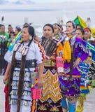 Paiutestam Pow wauw Royalty-vrije Stock Afbeelding