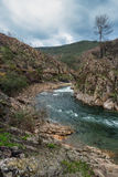 Paiva river Royalty Free Stock Images