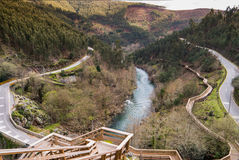 Paiva Walkways Stock Image