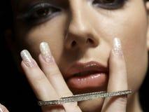 Paixão do diamante Imagens de Stock Royalty Free