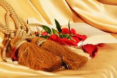 Paixão e elegância, símbolos Fotos de Stock Royalty Free