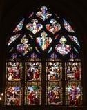 Paixão e ressurreição de Cristo Fotos de Stock Royalty Free