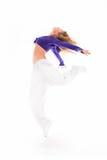Paixão na dança Foto de Stock