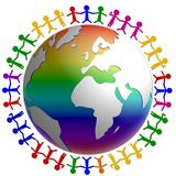 Paix Photos libres de droits